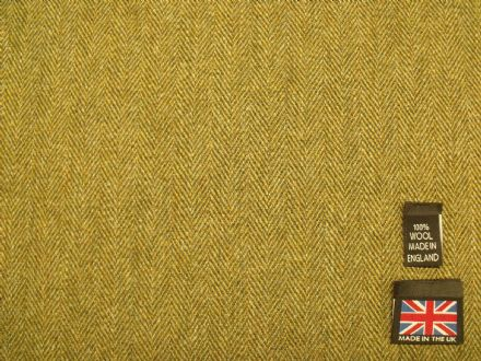100% Wool Herringbone Tweed  Fabric  AZ59